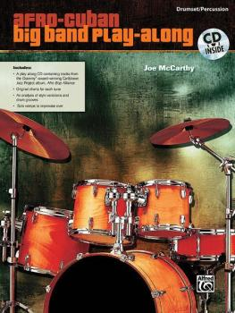 Afro-Cuban Big Band Play-Along for Drumset/Percussion (AL-00-31883)