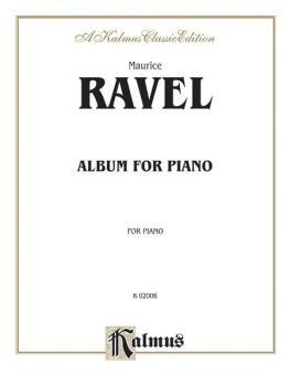 Album for Piano (AL-00-K02006)