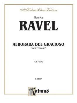 Alborada del gracioso from <I>Miroirs</I> (AL-00-K03827)