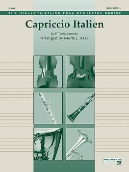 Capriccio Italienne (AL-00-12115S)