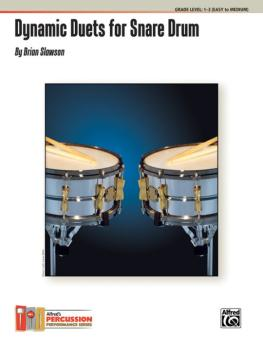 Dynamic Duets for Snare Drum (AL-00-42779)