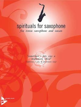 Spirituals for Saxophone: Sometimes I Feel Like a Motherless Child (AL-01-ADV7067)