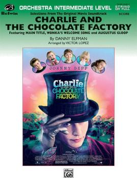 <I>Charlie and the Chocolate Factory,</I> Selections from (AL-00-25029)