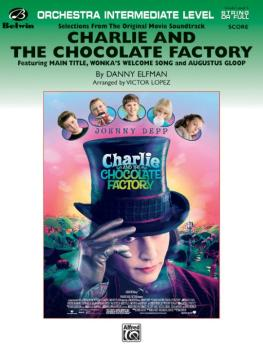 <I>Charlie and the Chocolate Factory,</I> Selections from the Original (AL-00-25029S)