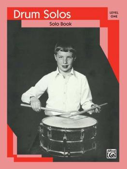 Drum Solos (AL-00-EL03122)