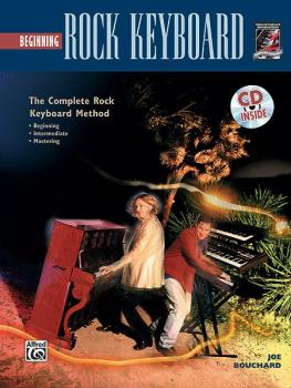 The Complete Rock Keyboard Method: Beginning Rock Keyboard (AL-00-18436)