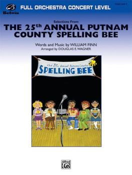 <I>The 25th Annual Putnam County Spelling Bee,</I>™ Selections from (AL-00-25059)