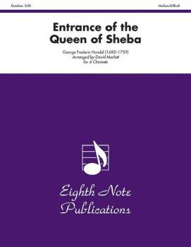 Entrance of the Queen of Sheba (AL-81-CC2341)