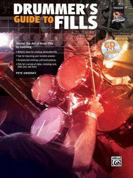 Drummer's Guide to Fills: Master the Art of Drum Fills (AL-00-30251)