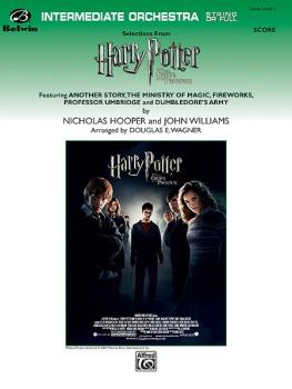 <i>Harry Potter and the Order of the Phoenix,</i> Selections from (Fea (AL-00-29679S)
