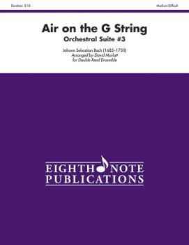 Air on the G String (from <i>Orchestral Suite #3</i>) (AL-81-WWE1076)