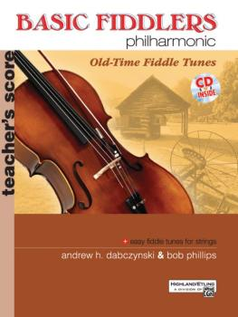 Basic Fiddlers Philharmonic: Old-Time Fiddle Tunes (AL-00-28322)