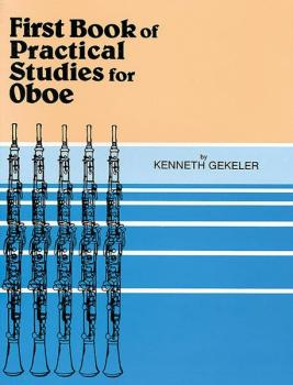 Practical Studies for Oboe, Book I (AL-00-EL00328)