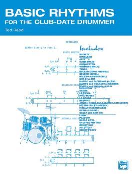 Basic Rhythms for the Club-Date Drummer (AL-00-17314)