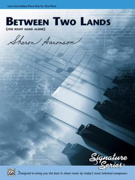 Between Two Lands (for right hand alone) (AL-00-18997)