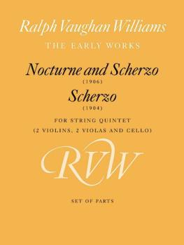 Nocturne & Scherzo with Scherzo (AL-12-0571521754)