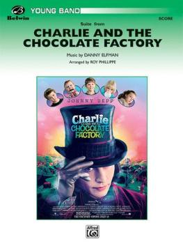 <I>Charlie and the Chocolate Factory,</I> Suite from (AL-00-24752)