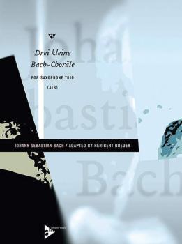 Drei kleine Bach-Choräle (AL-01-ADV7703)