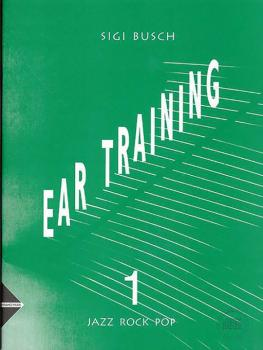 Ear Training, Volume 1 (Jazz - Rock - Pop) (AL-01-ADV16002)
