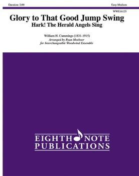Glory to That Good Jump Swing -- Hark! The Herald Angels Sing (AL-81-WWE16125)