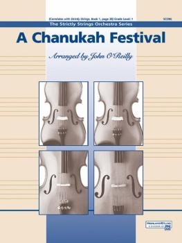 A Chanukah Festival (AL-00-17344S)