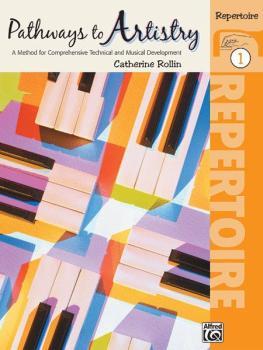 Pathways to Artistry: Repertoire, Book 1 (AL-00-21368)