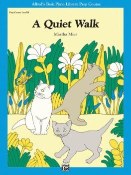 A Quiet Walk (AL-00-6124)