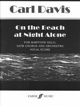 On the Beach at Night Alone (AL-12-057151975X)