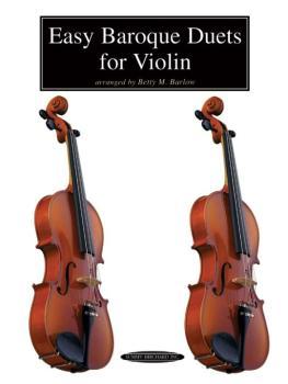 Easy Baroque Duets for Violin (AL-00-0262)