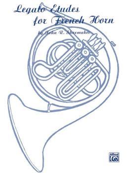 Legato Etudes for French Horn (AL-00-EL02282)
