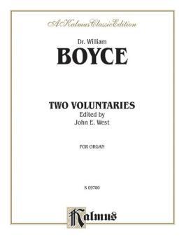 Two Voluntaries (AL-00-K09780)
