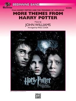 <I>Harry Potter and the Prisoner of Azkaban,</I> More Themes from (Fea (AL-00-CBM04018C)