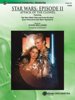 <I>Star Wars</I>®: Episode II <I>Attack of the Clones</I> (Featuring:  (AL-00-FOM02007C)