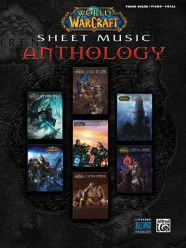 World of Warcraft Sheet Music Anthology (AL-00-36353)