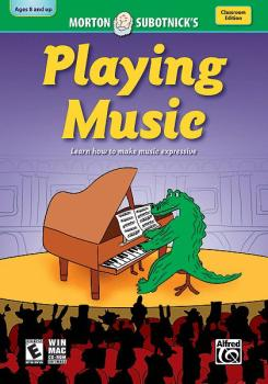 Creating Music Series: Playing Music (AL-00-30537)