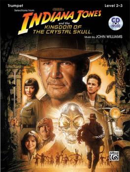 <I>Indiana Jones and the Kingdom of the Crystal Skull</I> Instrumental (AL-00-31770)