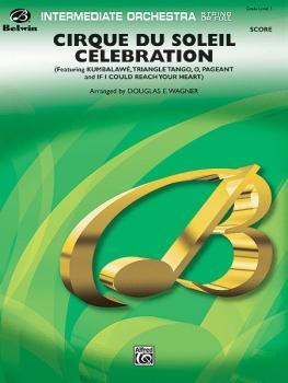 Cirque du Soleil Celebration (Featuring: Kumbalawé / Triangle Tango /  (AL-00-29685S)