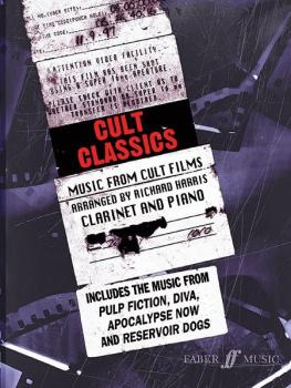 Cult Classics for Clarinet: Music from Cult Films (AL-12-0571521045)