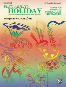 Flex-Ability: Holiday: Solo-Duet-Trio-Quartet with Optional Accompanim (AL-00-0700B)