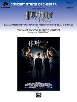 <i>Harry Potter and the Order of the Phoenix,</i> String Suite from (F (AL-00-29689S)