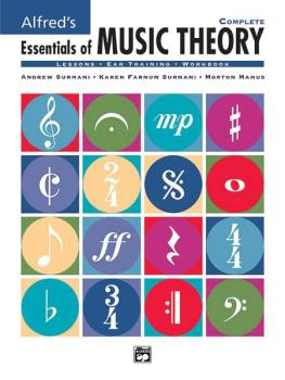 Alfred's Essentials of Music Theory: Complete (AL-00-17234)