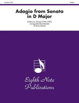 Adagio (from Sonata in D Major) (AL-81-BQ9943)