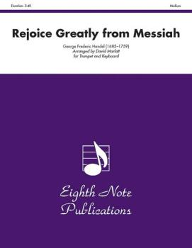 Rejoice Greatly (from <i>Messiah</i>) (AL-81-ST2130)