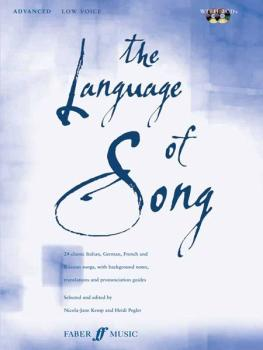 The Language of Song: Advanced (AL-12-057153077X)