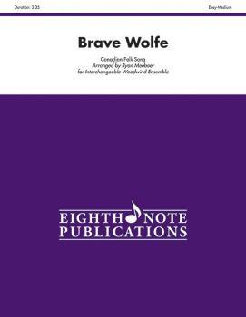 Brave Wolfe (AL-81-WWE1068)