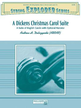 A Dickens Christmas Carol Suite: A Suite of English Carols with Option (AL-00-35960)