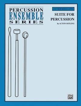 Suite for Percussion (For 4 Players) (AL-00-PERC9619)
