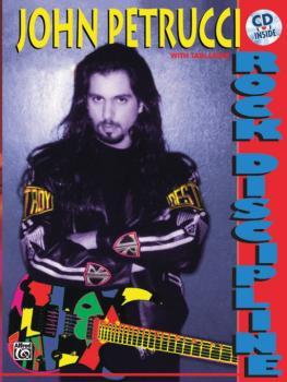 John Petrucci: Rock Discipline (AL-00-REHBK010CD)