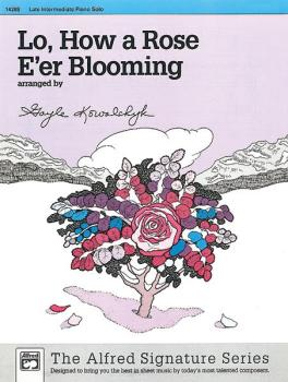 Lo, How a Rose E'er Blooming (AL-00-14288)