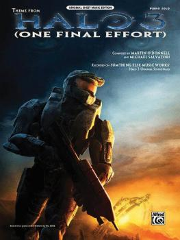 Theme from <i>Halo 3</i> (One Final Effort) (AL-00-30453)